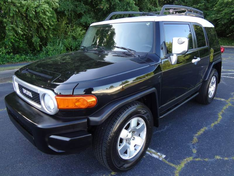 toyota fj cruiser for sale in virginia beach va. Black Bedroom Furniture Sets. Home Design Ideas