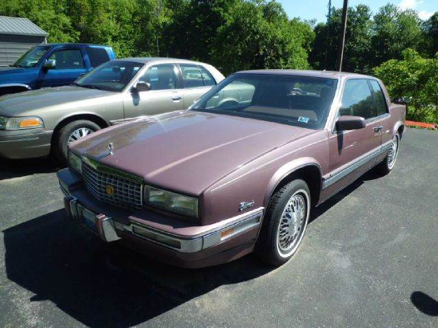 1989 cadillac eldorado for sale in ridgway pa. Black Bedroom Furniture Sets. Home Design Ideas
