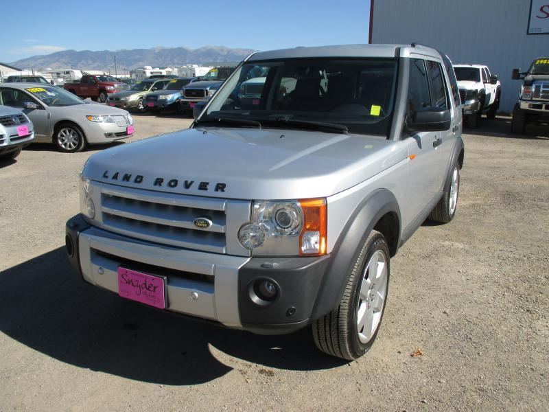 land rover lr3 for sale in montana. Black Bedroom Furniture Sets. Home Design Ideas