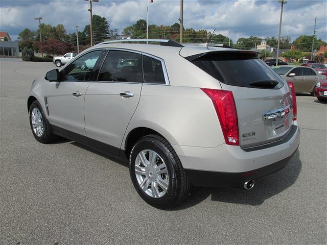Ernie Von Schledorn >> 2012 Cadillac SRX for sale in Radford, VA
