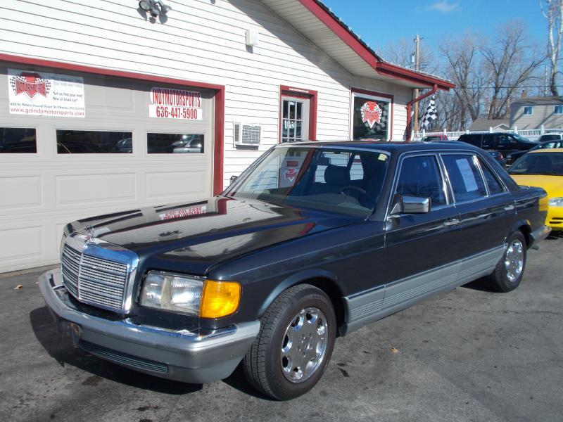 1985 mercedes benz 500 class for sale for Mercedes benz st charles mo