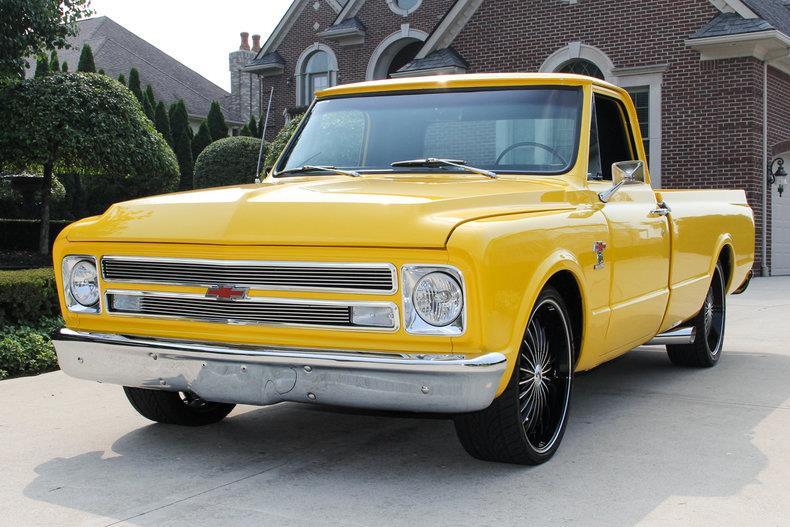 1967 Chevrolet C K 10 Series For Sale Carsforsale Com