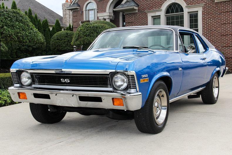 1972 Chevrolet Nova For Sale Carsforsale Com