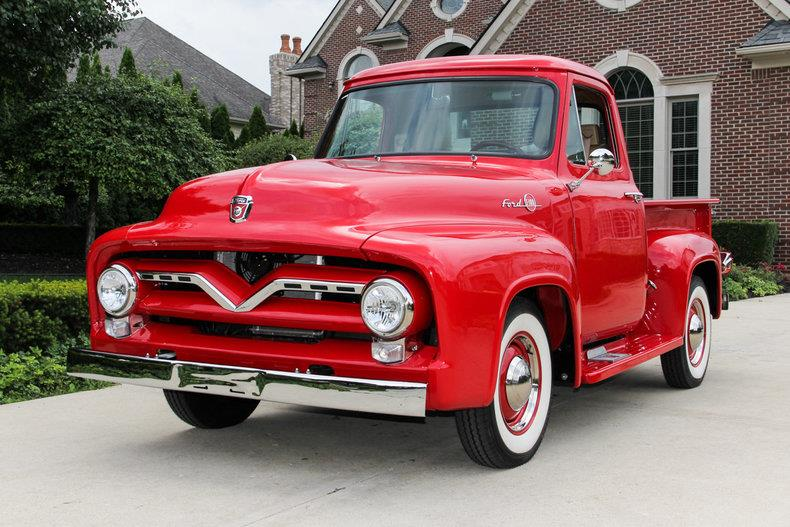 1955 Ford F 100 For Sale In Plymouth Mi