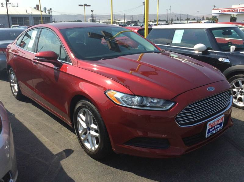 Ford fusion for sale in yakima wa for Prestige motors yakima wa