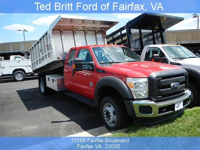 2015 Ford F-550 for sale in Chantilly, VA
