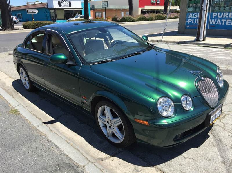 2003 jaguar s type r for sale in san jose ca. Black Bedroom Furniture Sets. Home Design Ideas