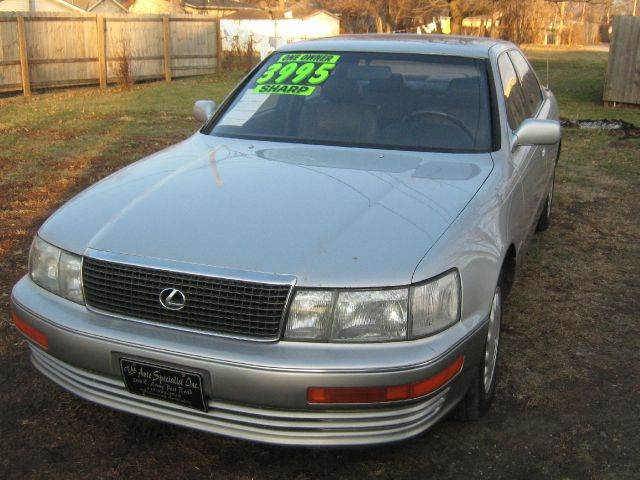 1990 lexus ls 400 for sale in des moines ia. Black Bedroom Furniture Sets. Home Design Ideas