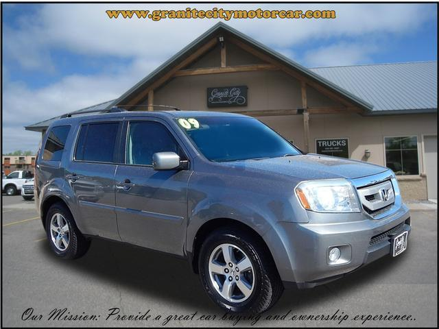 2009 honda pilot for sale in waite park mn. Black Bedroom Furniture Sets. Home Design Ideas