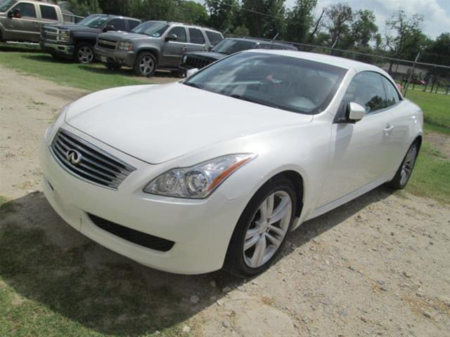 2009 infiniti g37 convertible for sale. Black Bedroom Furniture Sets. Home Design Ideas