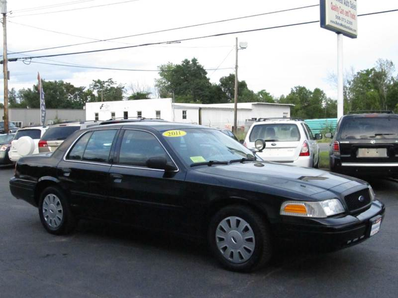 2011 Ford Crown Victoria For