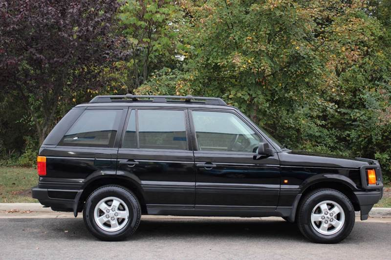 1999 Land Rover Range Rover For Sale In Chantilly Va