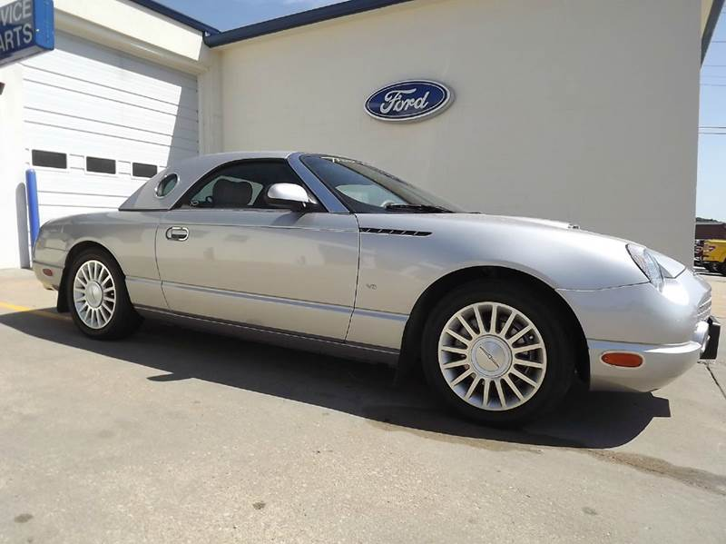 2004 ford thunderbird for sale in boise id. Black Bedroom Furniture Sets. Home Design Ideas