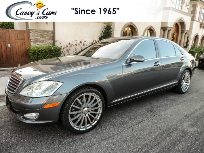 2008 mercedes benz s class for sale for Mercedes benz s550 for sale