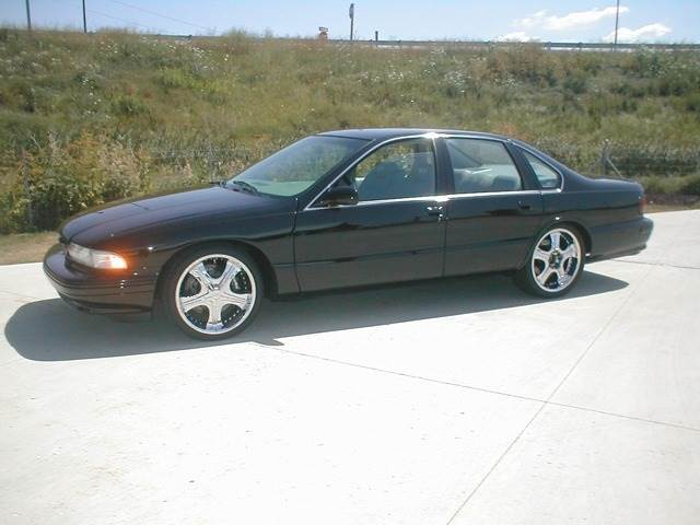 1996 chevrolet caprice for sale in morris il for Kenny motors morris il