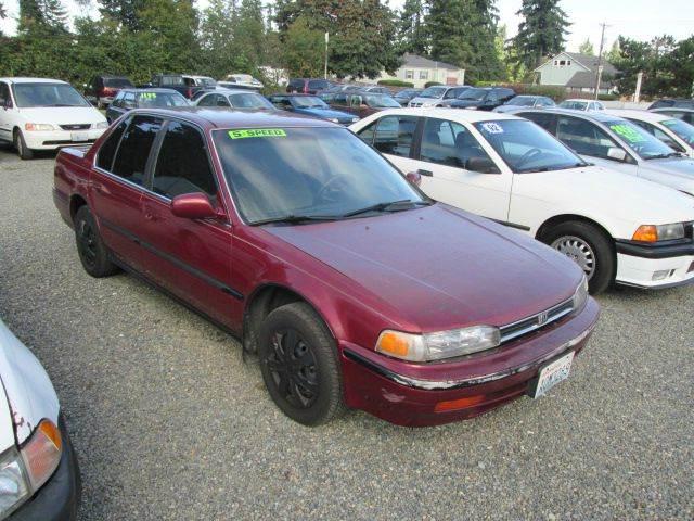 1993 Honda Accord For Sale