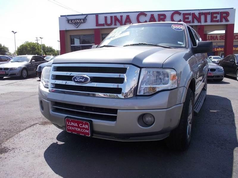 2008 ford expedition el for sale in san antonio tx. Black Bedroom Furniture Sets. Home Design Ideas