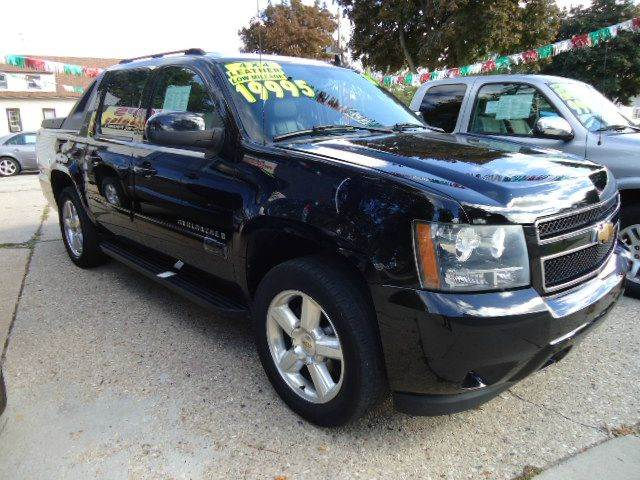 2007 chevrolet avalanche for sale in milwaukee wi. Black Bedroom Furniture Sets. Home Design Ideas