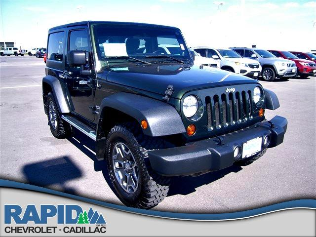 2011 jeep wrangler for sale in rapid city sd. Black Bedroom Furniture Sets. Home Design Ideas