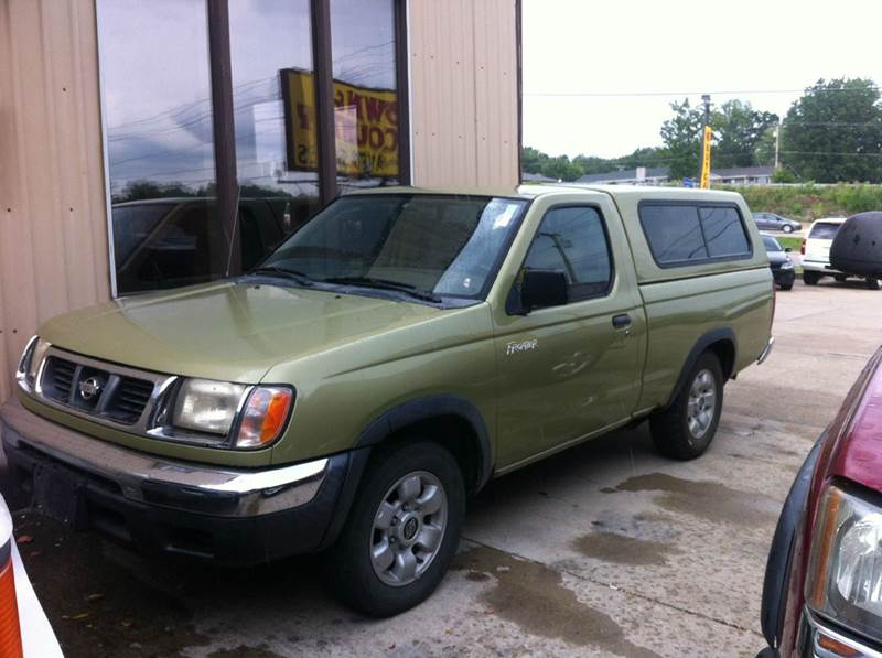 1998 nissan frontier for sale in jefferson city mo. Black Bedroom Furniture Sets. Home Design Ideas