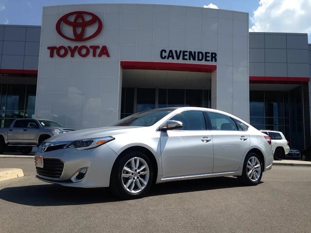 Cavender Toyota San Antonio >> 2014 Toyota Avalon for sale in San Antonio, TX