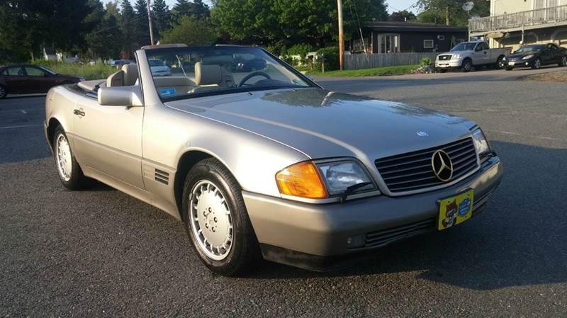 Mercedes Benz 500 Class For Sale In Massachusetts