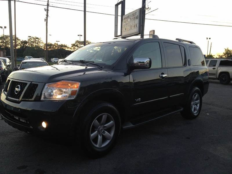 2009 nissan armada for sale. Black Bedroom Furniture Sets. Home Design Ideas