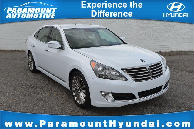 Paramount Hyundai Hickory >> Hyundai Equus for sale - Carsforsale.com