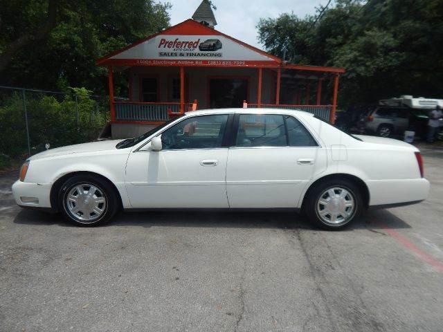 2005 Cadillac DeVille for sale - Carsforsale.com