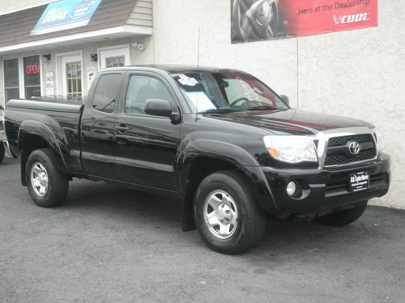 2011 toyota tacoma 4x4 access cab low low miles autos post. Black Bedroom Furniture Sets. Home Design Ideas