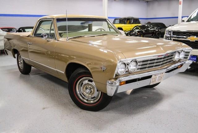 1967 Chevrolet El Camino For Sale Carsforsale Com