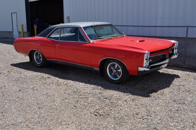 1967 Pontiac Gto For Sale Carsforsale Com