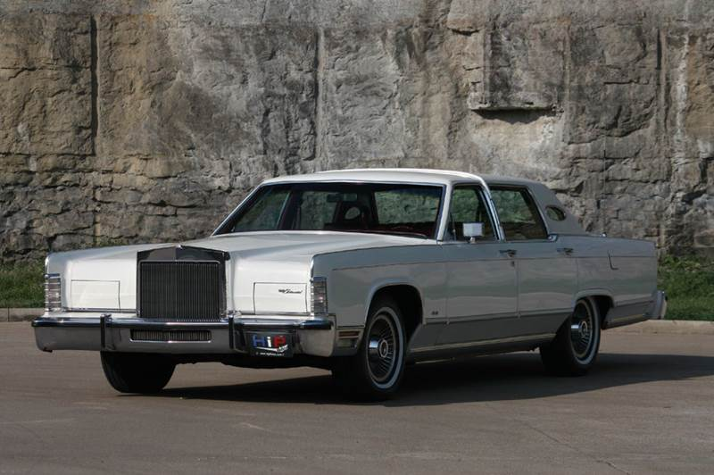 1979 lincoln continental for sale. Black Bedroom Furniture Sets. Home Design Ideas