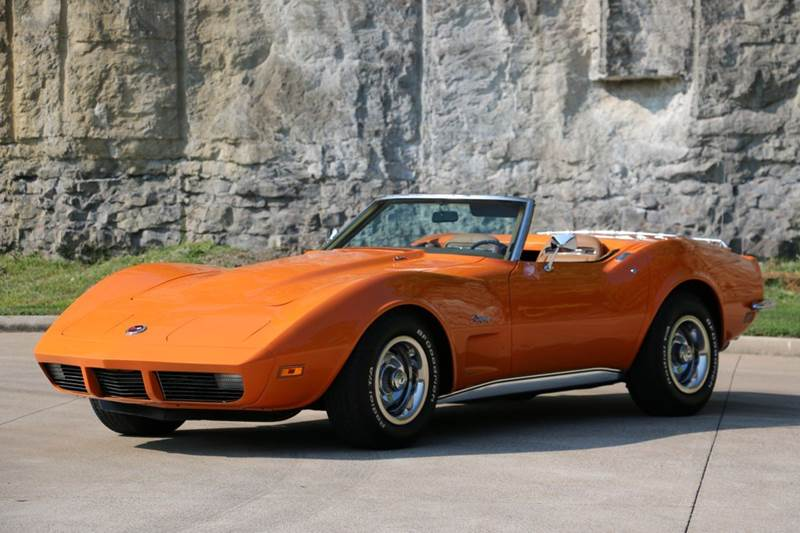 1973 Chevrolet Corvette For Sale Carsforsale Com