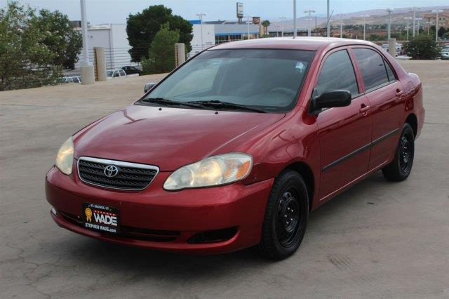 2005 Used Toyota Corolla 4dr Sedan Ce Automatic At Autos Post