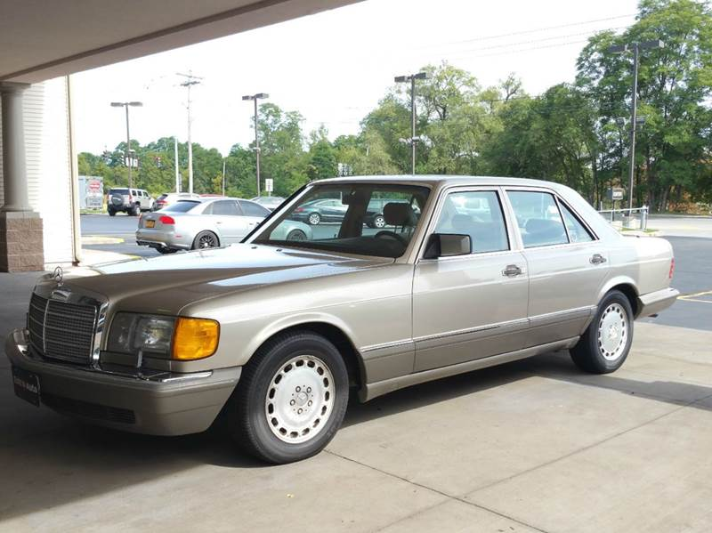 1990 mercedes benz 300 class for sale in rush ny for Mercedes benz henrietta ny