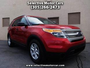 2011 ford explorer for sale in miami fl for Selective motor cars miami