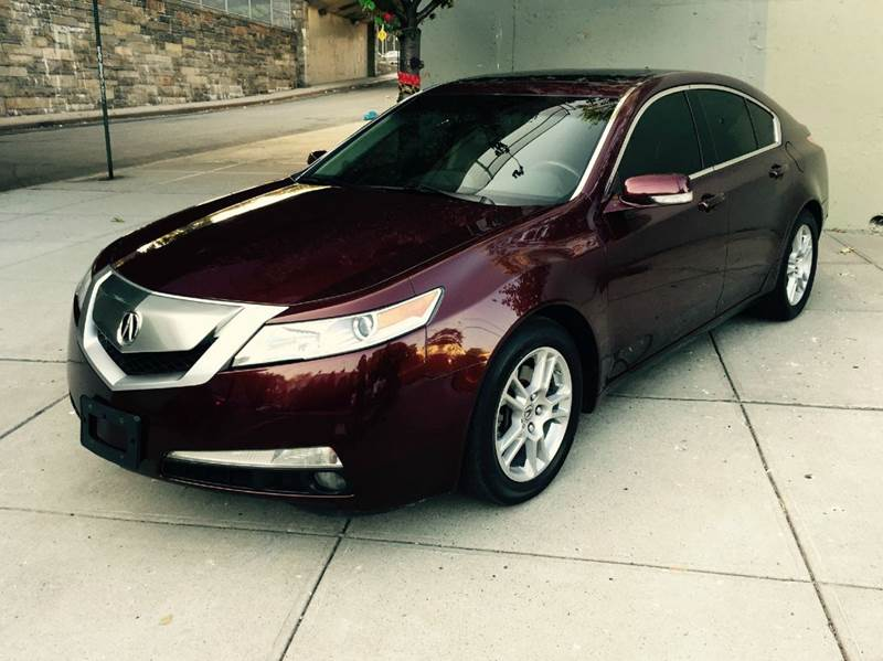 2009 acura tl for sale in springfield nj. Black Bedroom Furniture Sets. Home Design Ideas