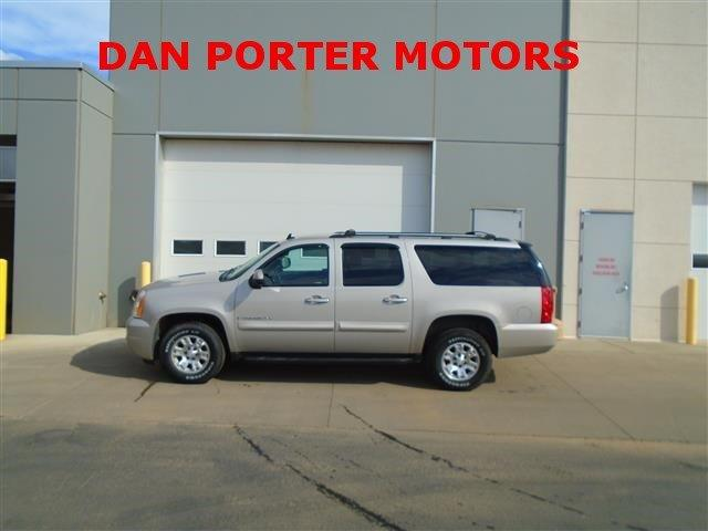 2007 gmc yukon xl for sale for Dan porter motors dickinson nd