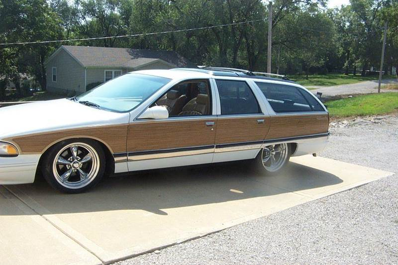 1996 buick roadmaster for sale in west line mo. Black Bedroom Furniture Sets. Home Design Ideas