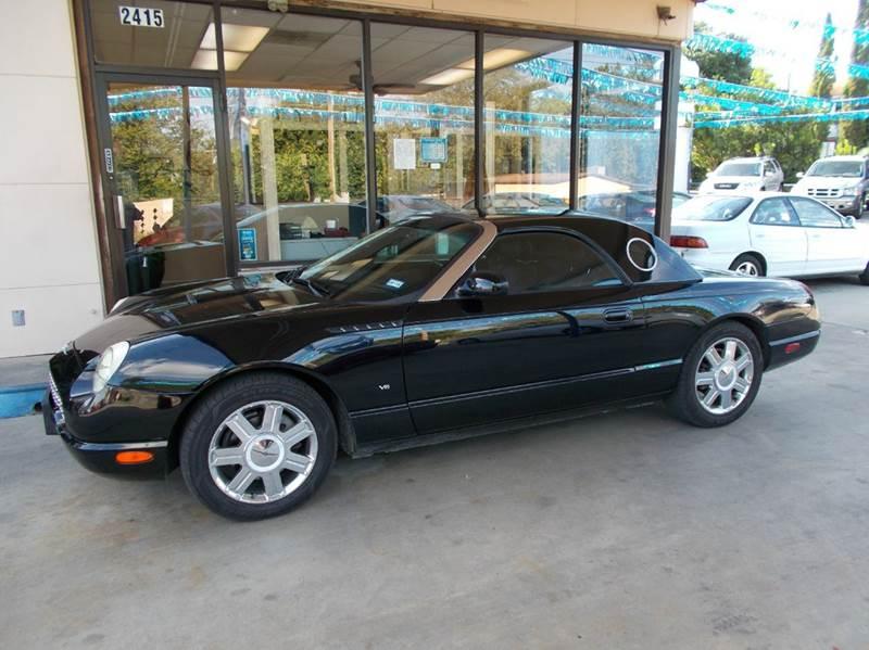 2004 ford thunderbird for sale in canton oh for Thunderbird motors san antonio tx