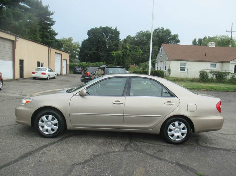 2003 toyota camry for sale in mishawaka in. Black Bedroom Furniture Sets. Home Design Ideas