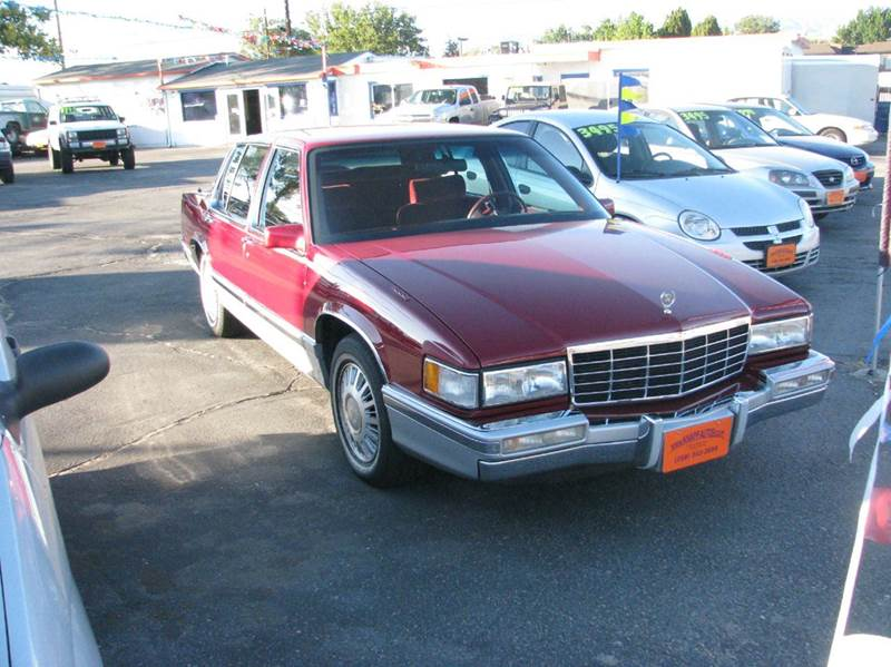 1993 cadillac deville for sale in columbus oh. Black Bedroom Furniture Sets. Home Design Ideas