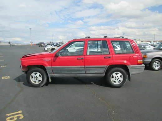 1995 jeep grand cherokee for sale in riverside ca. Black Bedroom Furniture Sets. Home Design Ideas