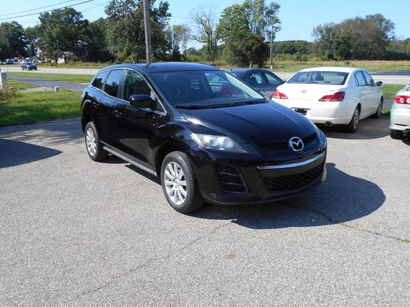 2010 mazda cx 7 for sale in kalamazoo mi. Black Bedroom Furniture Sets. Home Design Ideas