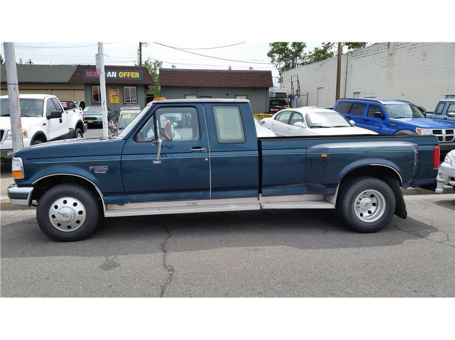1996 ford f 350 for sale in grants pass or. Black Bedroom Furniture Sets. Home Design Ideas