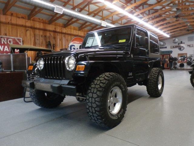 2005 jeep wrangler for sale for Goldstar motor company winchester virginia
