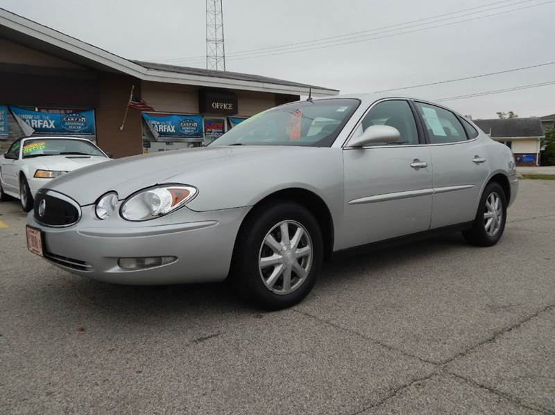 2005 Buick Lacrosse For Sale