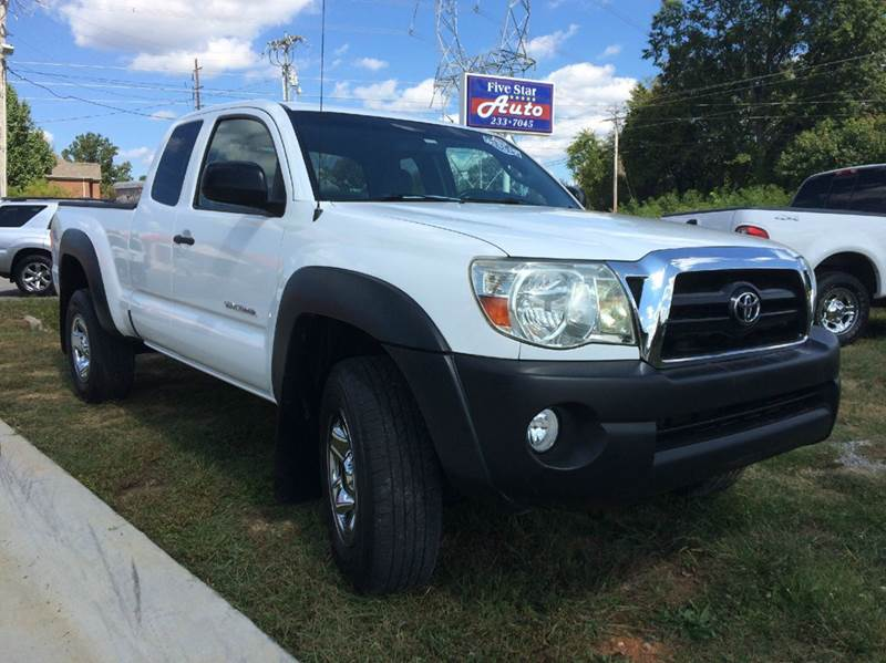 2008 toyota tacoma for sale in marshall tx. Black Bedroom Furniture Sets. Home Design Ideas