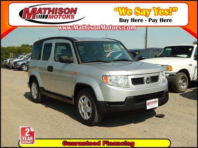 2009 Honda Element For Sale In Clearwater Mn